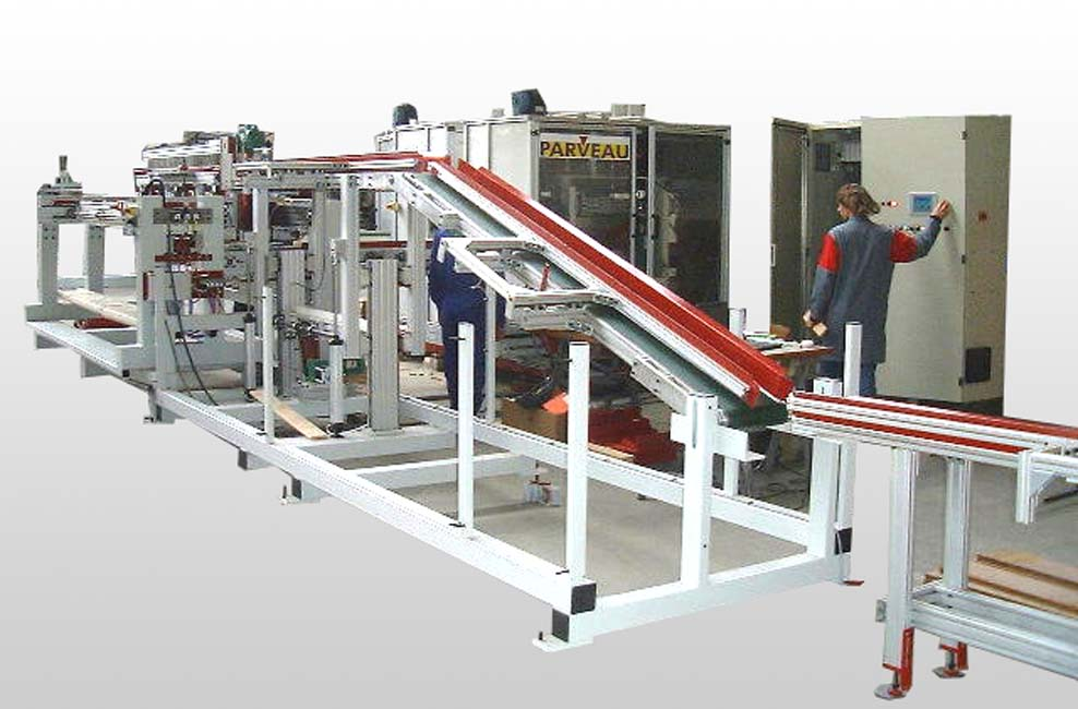 flooring machine