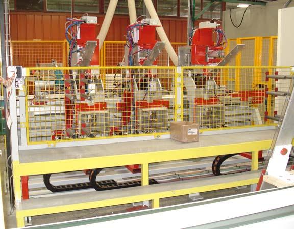 Menuiserie Bois En Ligne : en ligne 3 t?tes pour montants d'huisseries – Machines ? bois